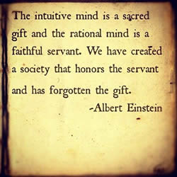 The Intuitive Mind